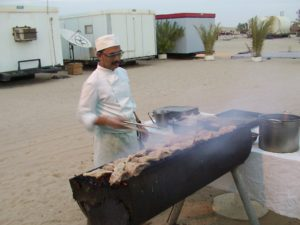 catering services Libya